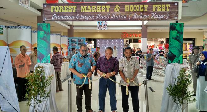 Forest Market Kembali Digelar di Grage City Mall Cirebon