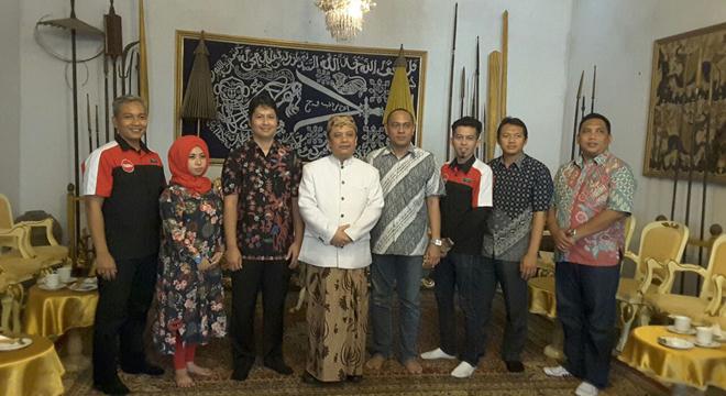 Cirebon Semakin Digital: Sambutan Hangat Keraton Kasepuhan Cirebon kepada Tapp Market