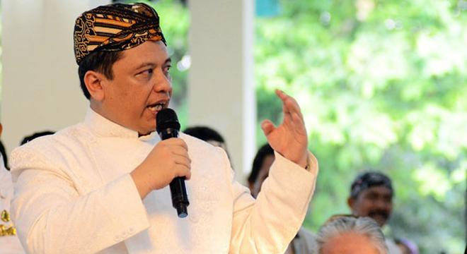 Sultan Arief : Orang Tua Awasi Anak dari Geng Motor