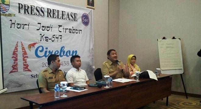 Hari Jadi Kota Cirebon Dimeriahkan Diskon Hingga 70%