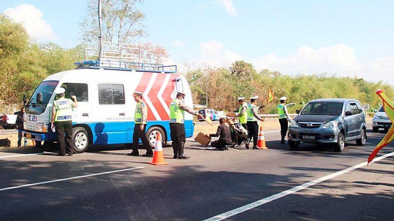Hebat, Angka Kecelakaan di Indonesia Turun 10 Persen