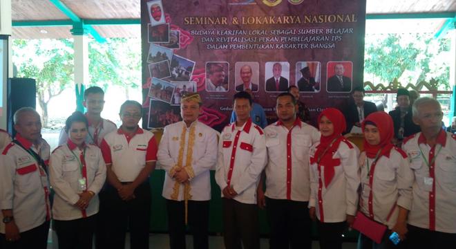 Seminar dan Lokakarya Nasional Budaya Kearifan Lokal Digelar di Keraton Kasepuhan