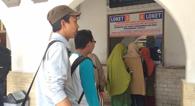 Libur Idul Adha, PT KAI Daop 3 Cirebon Operasikan Kereta Api Tambahan