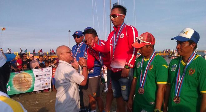 Cabang Olahraga Layar, 3 Medali Emas Diraih Provinsi DKI, Kaltim dan Sulses