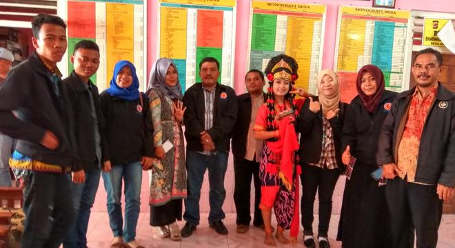 UMC Gelar Kuliah Kerja Mahasiswa di Desa Arjawinangun