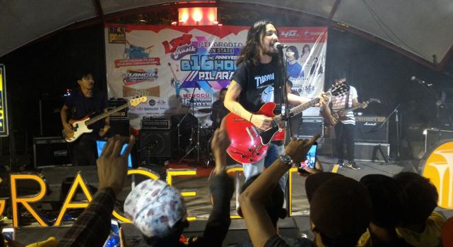 Ulang Tahun PILARadio di Grage City Mall Berlangsung Meriah