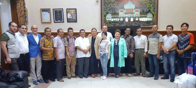 Pengusaha Azerbaijan Kunjungi Cirebon
