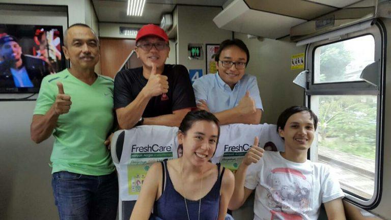 Saat Bertemu di Kereta, Itulah Awal Terbentuknya Cirebon Runners