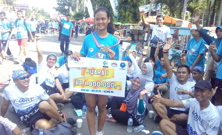 Inilah Para Juara Event Run For Your Future 5K di Cirebon