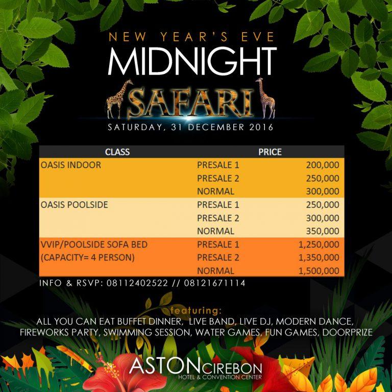 Yuk Tahun Baruan di Aston Cirebon, Harga Presale Sudah Bisa Dipesan