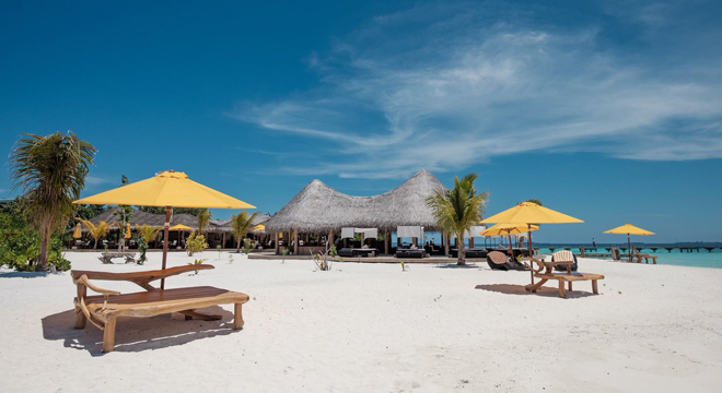 Paket Wisata Maldives dan Korea Diminati Warga