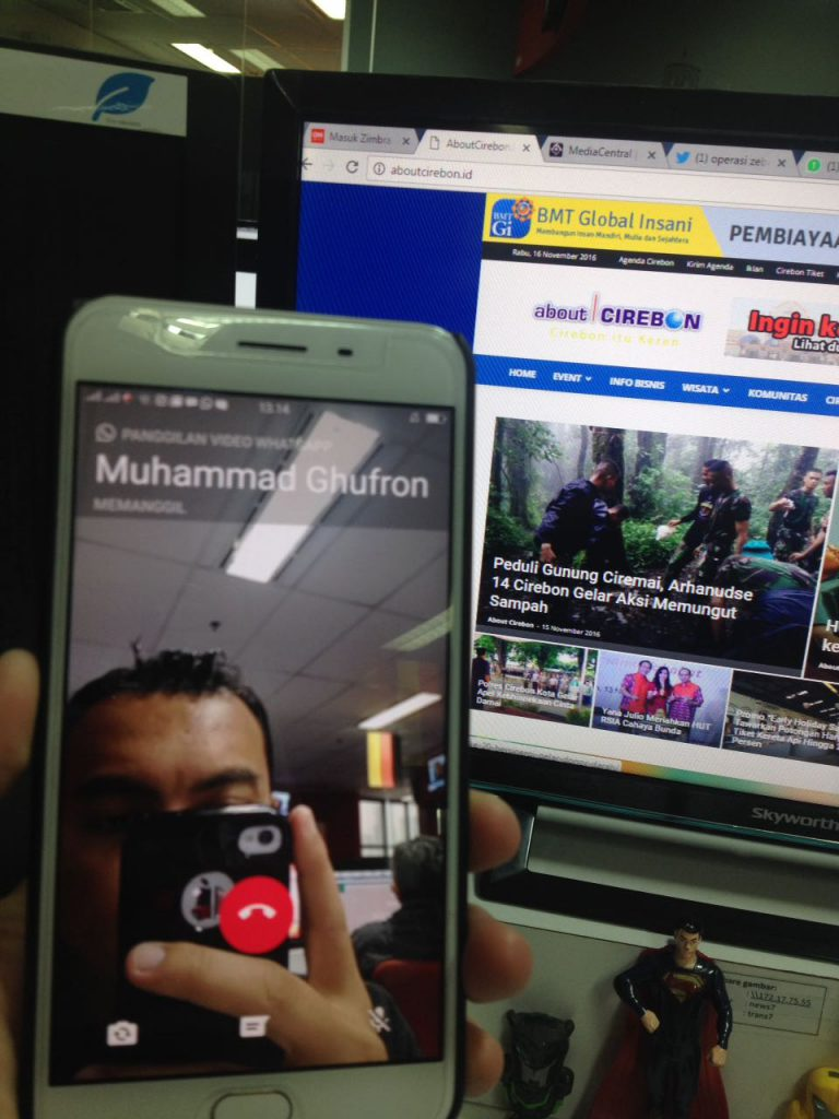 WA Diupdate Ya, Supaya Bisa Video Call
