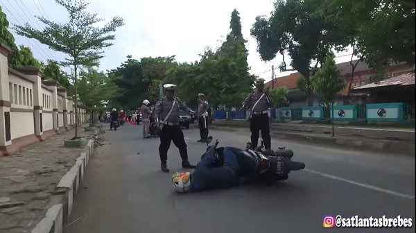 150 Polisi Brebes Buat Heboh Netizen Indonesia