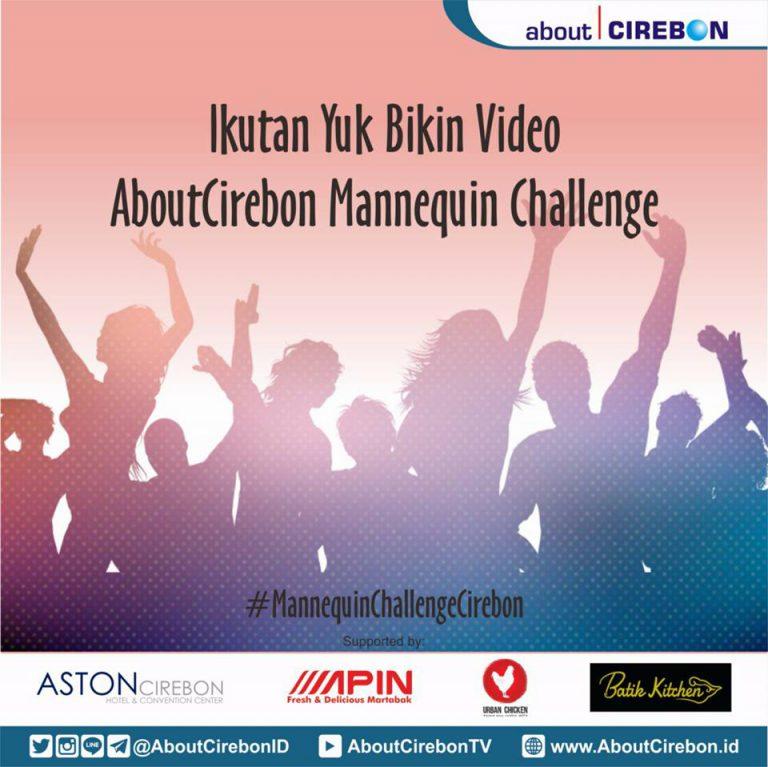Tonton lagi nih, 7 Mannequin Challenge dari Komunitas di Cirebon
