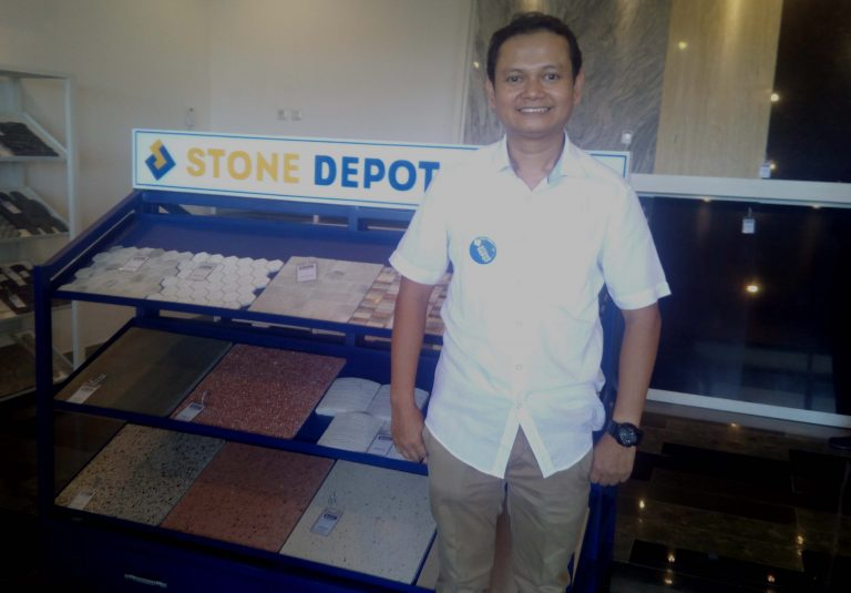 Stone Depot Hadirkan Hunian Anda Lebih Berkelas