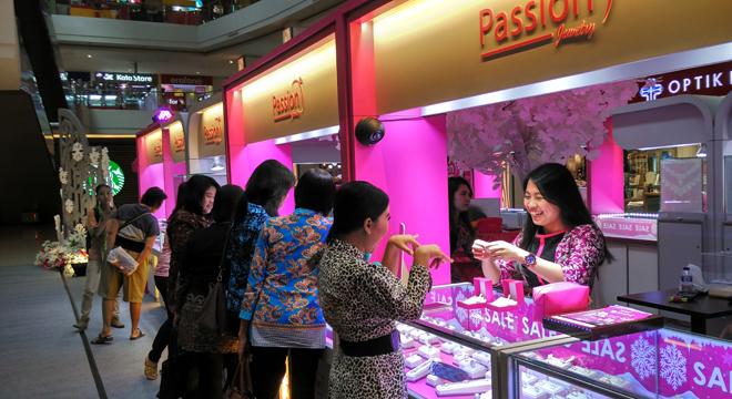 Ivan Gunawan Akan Meriahkan Pameran Passion Jewelry di CSB Mall