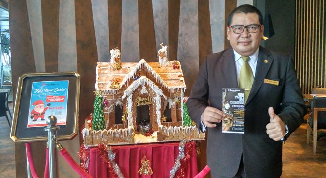 Besok, Swiss-Belhotel Cirebon Gelar Let's Meet Santa