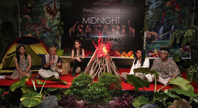 Acara Midnight Tahun Baru di Aston Cirebon Bakal Meriah Lho