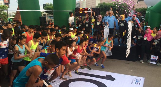 Inilah Para Pemenang Mlayu Bareng Grage 5K dan 10K