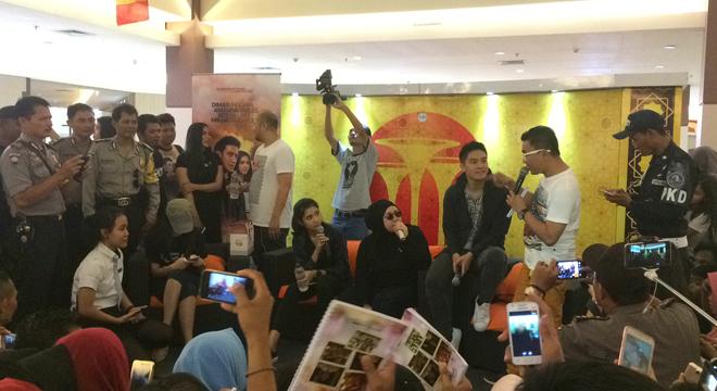 Film Promise Road Show di Cirebon