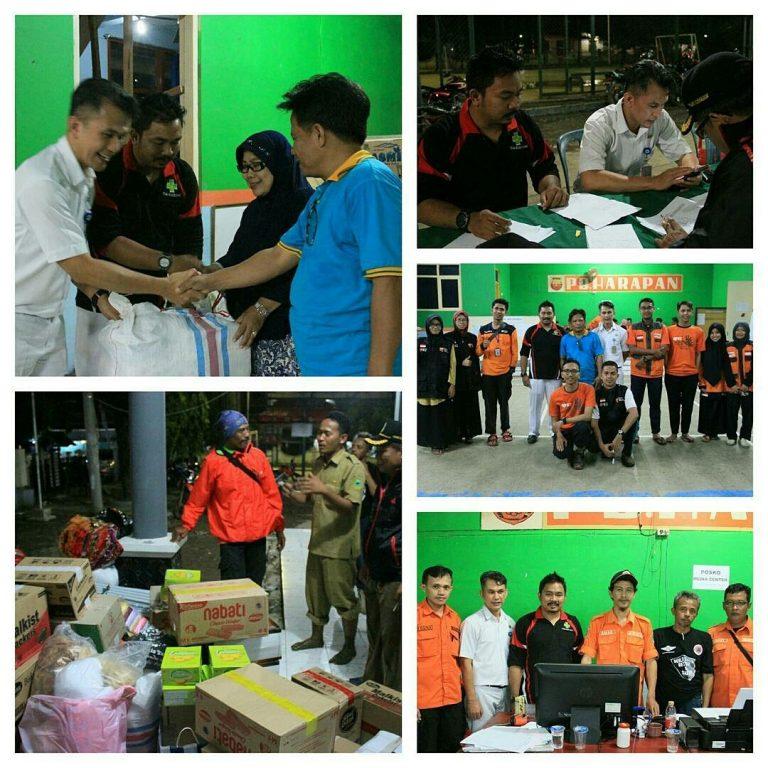 RS Gunung Jati Kirim Bantuan untuk Banjir Cibingbin