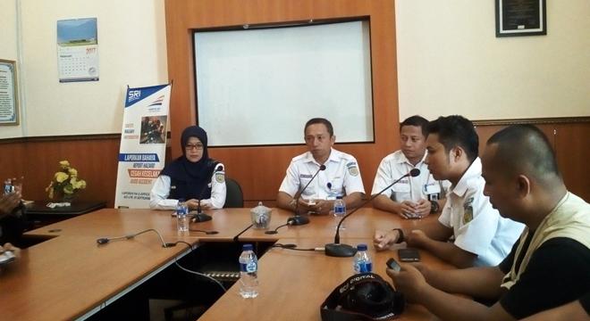 PT. KAI Daop 3 Cirebon Sosialisasi Keselamatan dan Keamanan Perjalanan Kereta Api