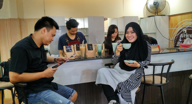 Martabak Apin Kembangkan Sayap dengan Membuka Coffee Shop