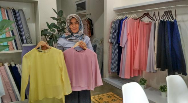 Aishable Butik, Hadir untuk Memenuhi Kebutuhan Fashion di Kota Cirebon