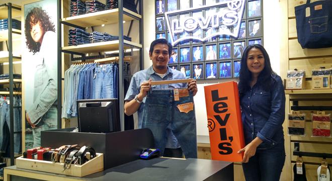 Original Levi's Store Kini Hadir di CSB Mall