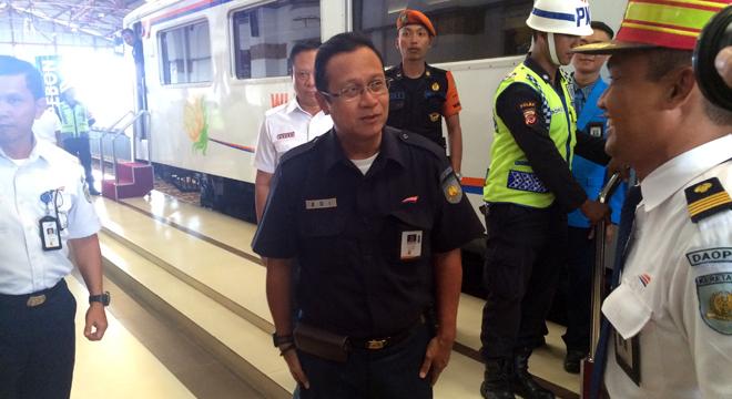 Tiket Kereta Api Lebaran Dapat Dipesan Mulai 17 Maret 2017