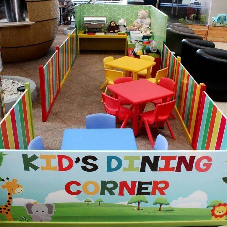 Aston Cirebon Hadirkan Fasilitas Kids Dining Corner