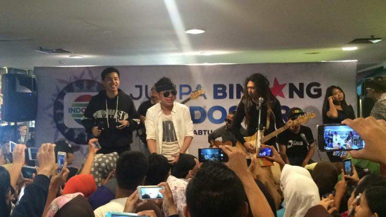 Jumpa Bintang Indosiar Sapa Warga Cirebon