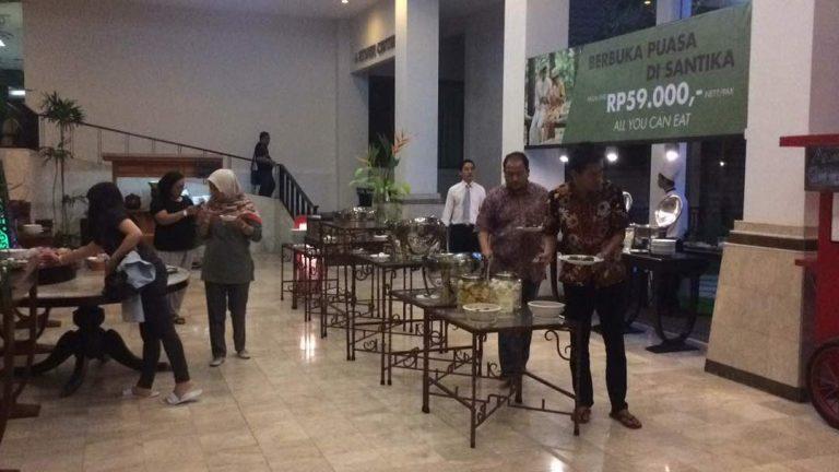 Hotel Santika Cirebon Hadirkan Paket Buka Puasa dan Sahur
