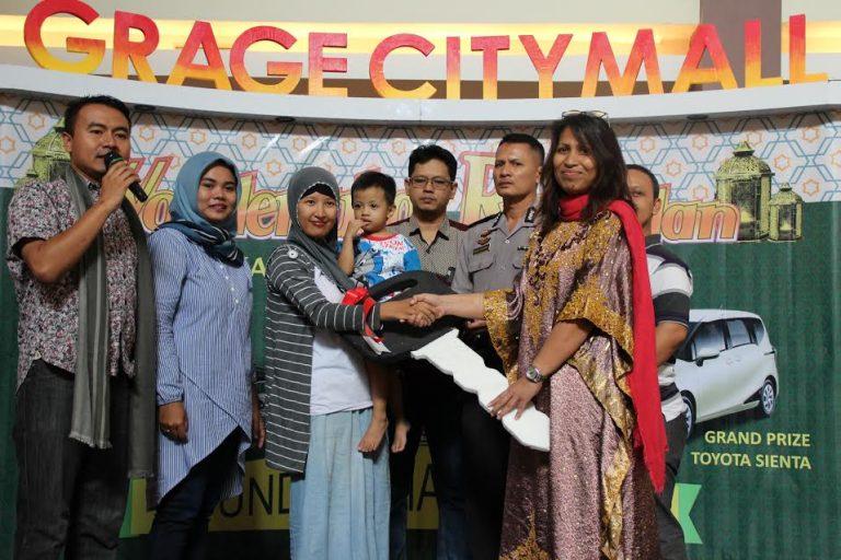 Program Shop Eat and Win Grage City Mall Hadirkan Edisi Ramadan