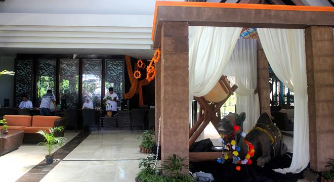 Hotel Santika Cirebon Hadirkan Nuansa Padang Pasir Selama Periode Lebaran