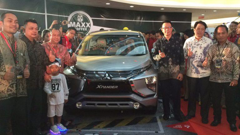 Next Generation MPV, Mitsubishi Xpander Diluncurkan di Kota Cirebon