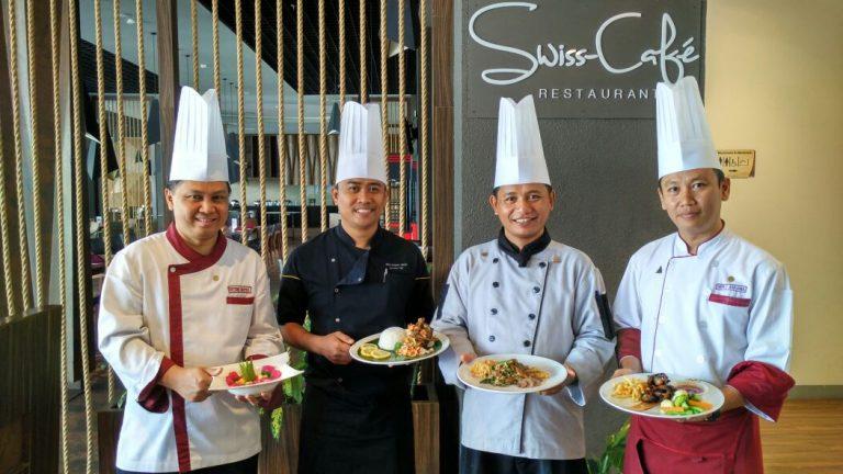 Sambut Hari Kemerdekaan RI, Swiss-Belhotel Cirebon Hadirkan Menu Baru
