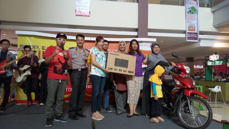 Grage City Mall Kembali Undi Program Matahari GCM Lucky Week