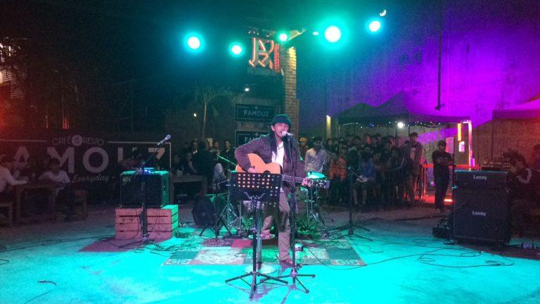 Revolusi Musik Indie Cirebon, Mempererat Komunitas Musik Se-Wilayah III Cirebon