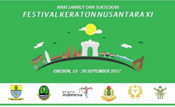 Walikota Cirebon : Festival Keraton Nusantara 2017 Sudah Siap Digelar