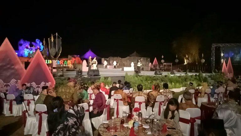 Para Raja dan Sultan Se-Nusantara Memadati Acara Welcome Dinner