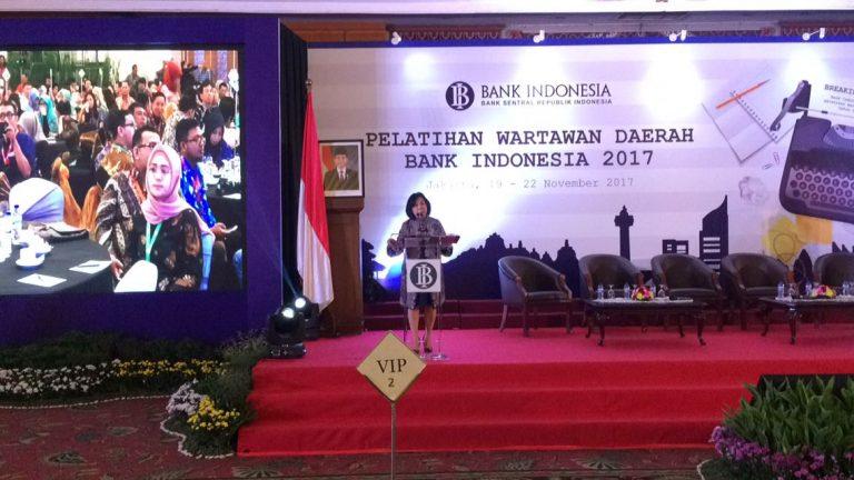 Ratusan Peserta  Ikut Pelatihan Wartawan Daerah Bank Indonesia di Jakarta