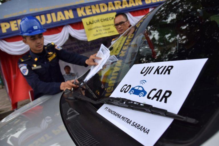 Ini Ancaman Kemenhub bagi Driver Taksi Online yang Tidak Miliki SIM A Umum dan Uji Kir