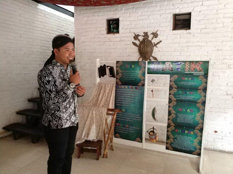 Kini di BT Batik Trusmi Ada Mini Museum Batik Lho