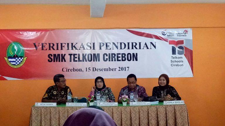 SMK Telkom Sekar Kemuning  Warnai Dunia Pendidikan di Cirebon