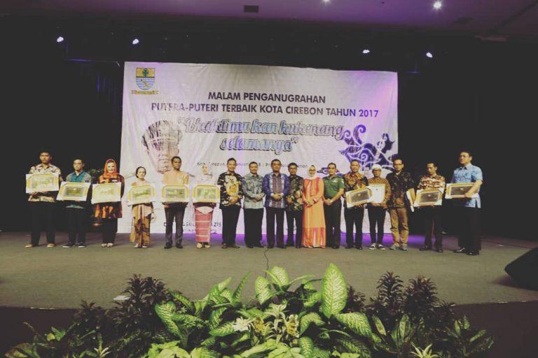 Pemerintah Kota Cirebon Gelar Malam Penganugerahan Putra-Putri Terbaik Kota Cirebon