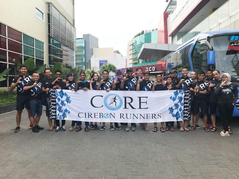 Cirebon Runners Ikuti Tahura Trail Running Race di Bandung
