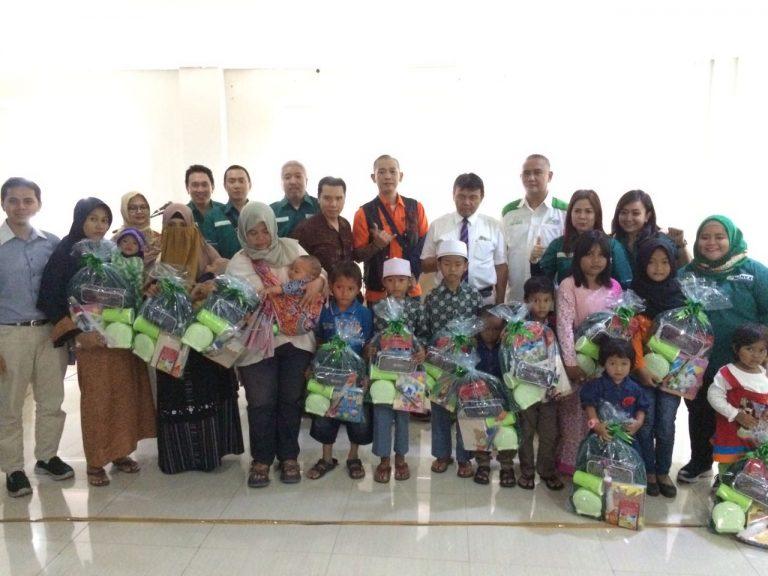 PT. Monex Investindo Futures Berikan Apresiasi dan CSR ke RS Permata Cirebon