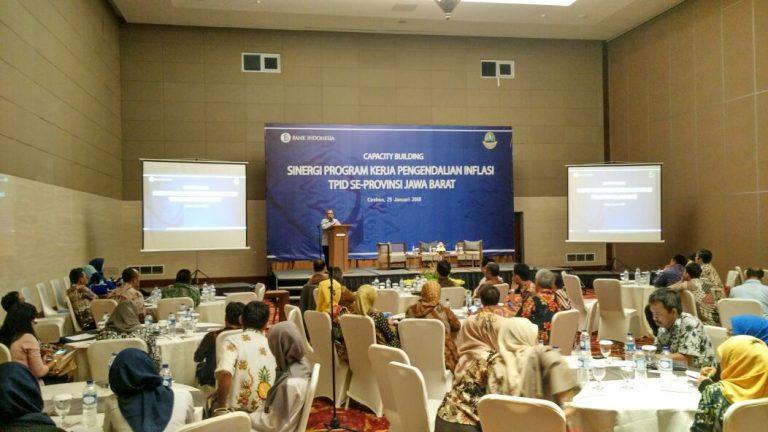 Anggota DPR RI, Kardaya Warnika: Inflasi Jawa Barat Punya Dampak Terhadap Nasional