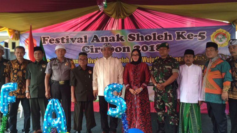 LDII Kota Cirebon Gelar Festival Anak Sholeh ke-5